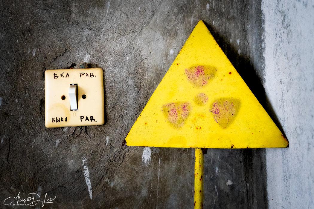 Chernobyl radiazioni