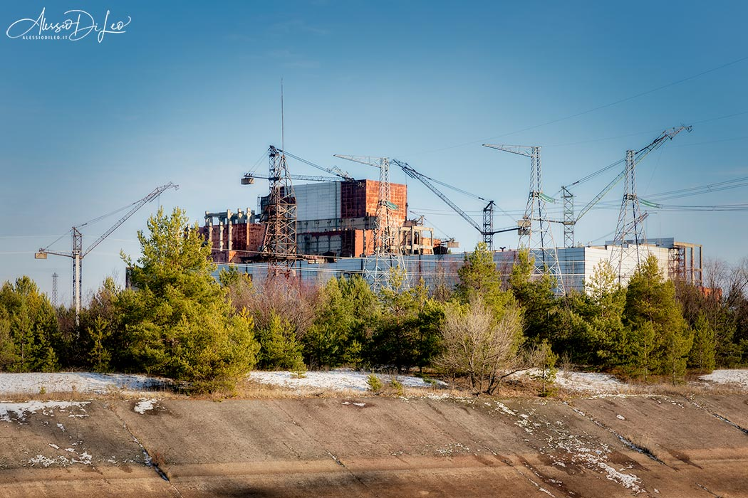 Chernobyl reattore cinque