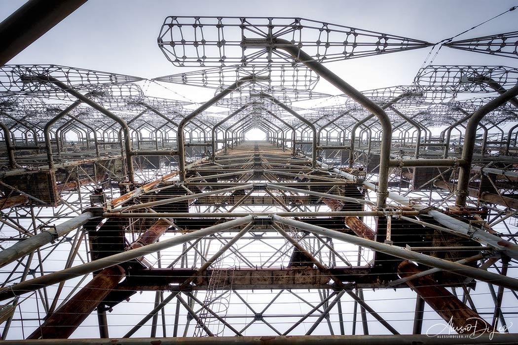 Duga 3 chernobyl