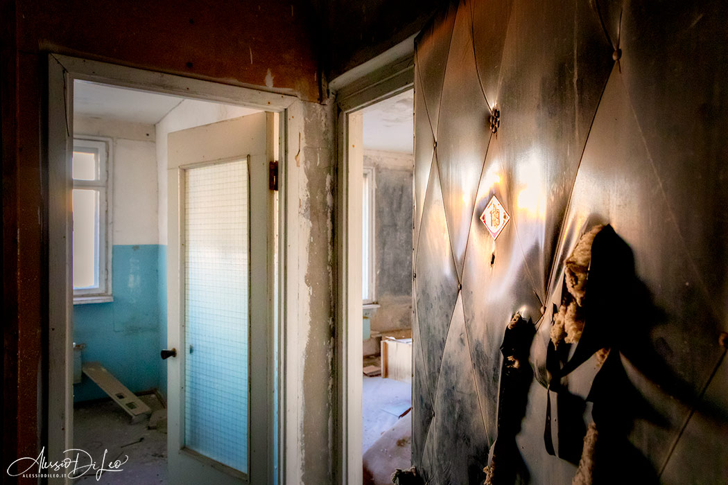 Inside pripyat apartments