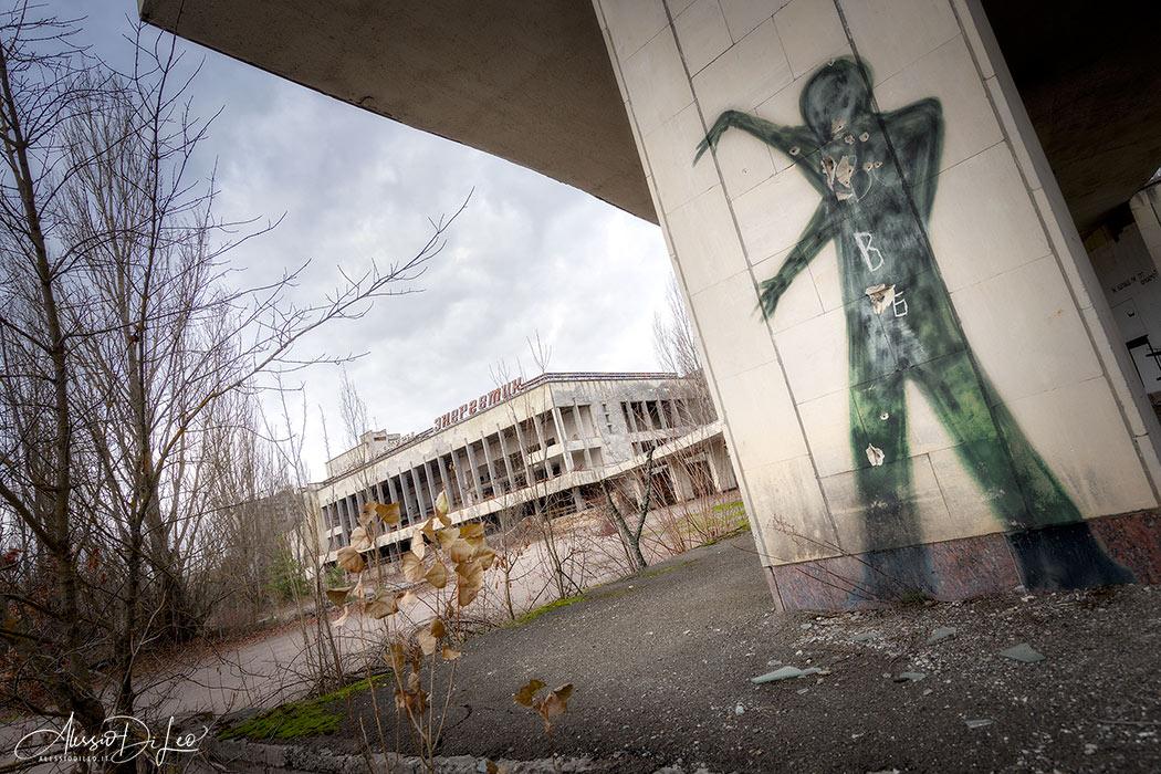 Palazzo cultura Pripyat