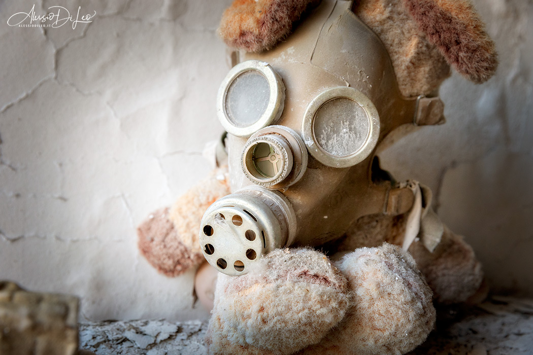 Peluche Pripyat