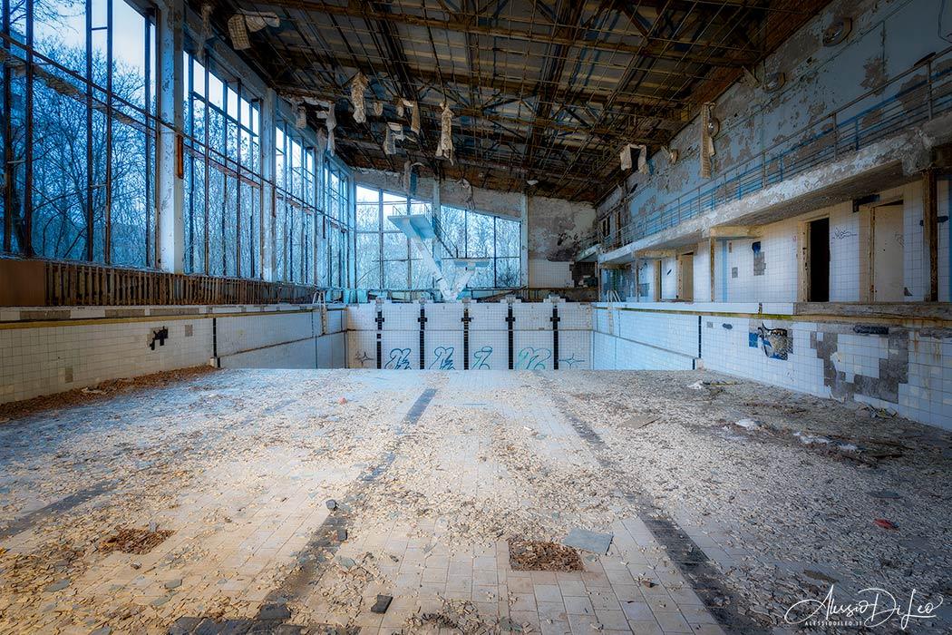 Piscina Chernobyl
