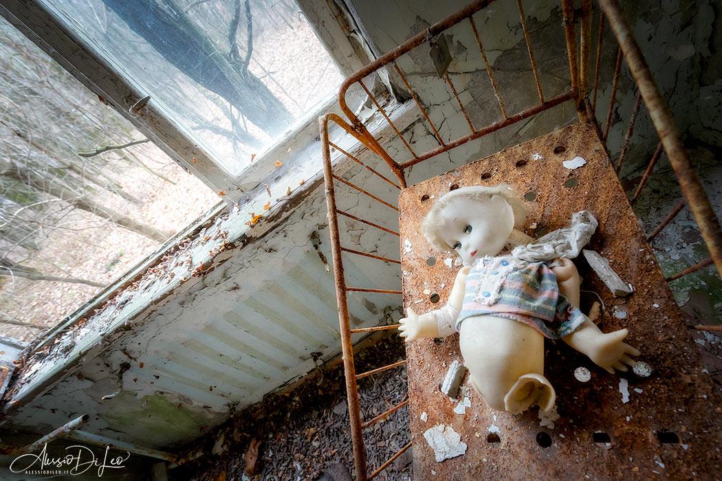 Pripyat asilo nido