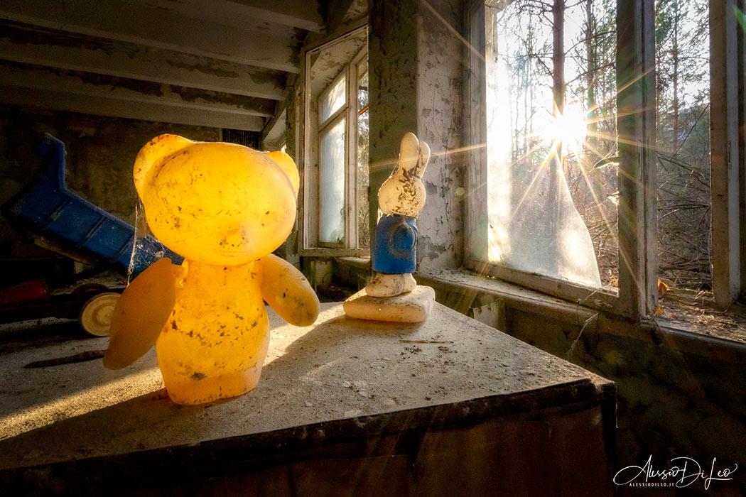 Pripyat giocattoli