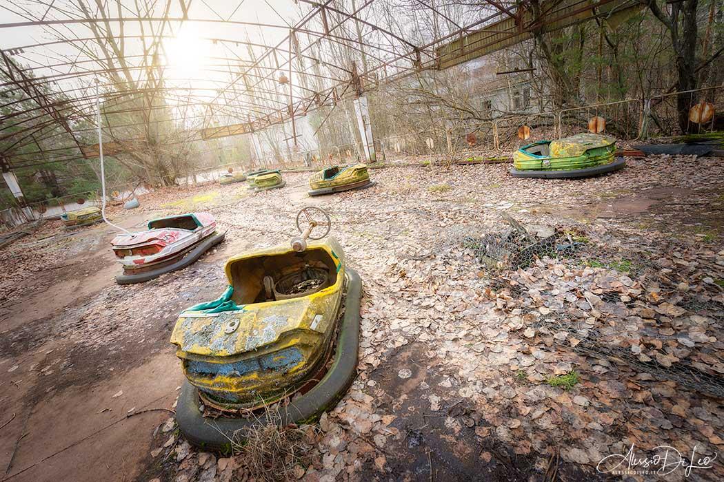 Pripyat parco giochi