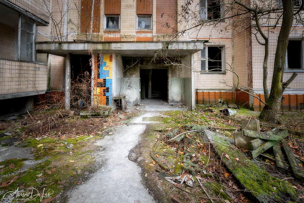Pripyat prima e dopo