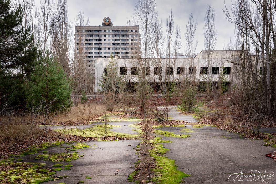 Pripyat today
