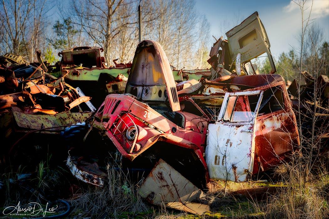 Rozsocha Chernobyl
