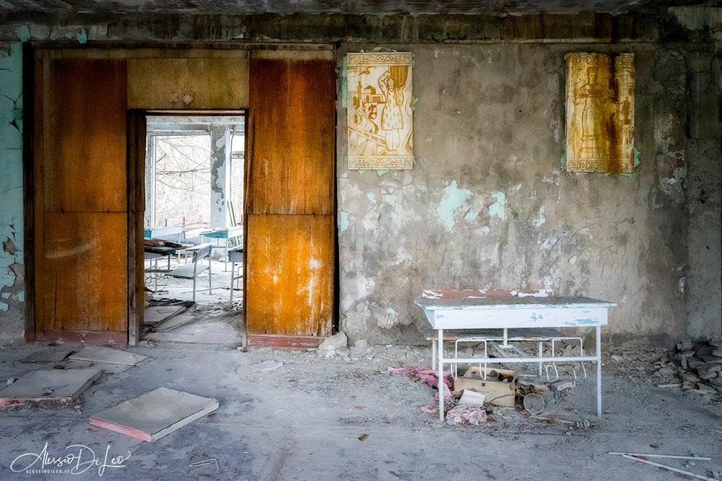 Scuola Pripyat