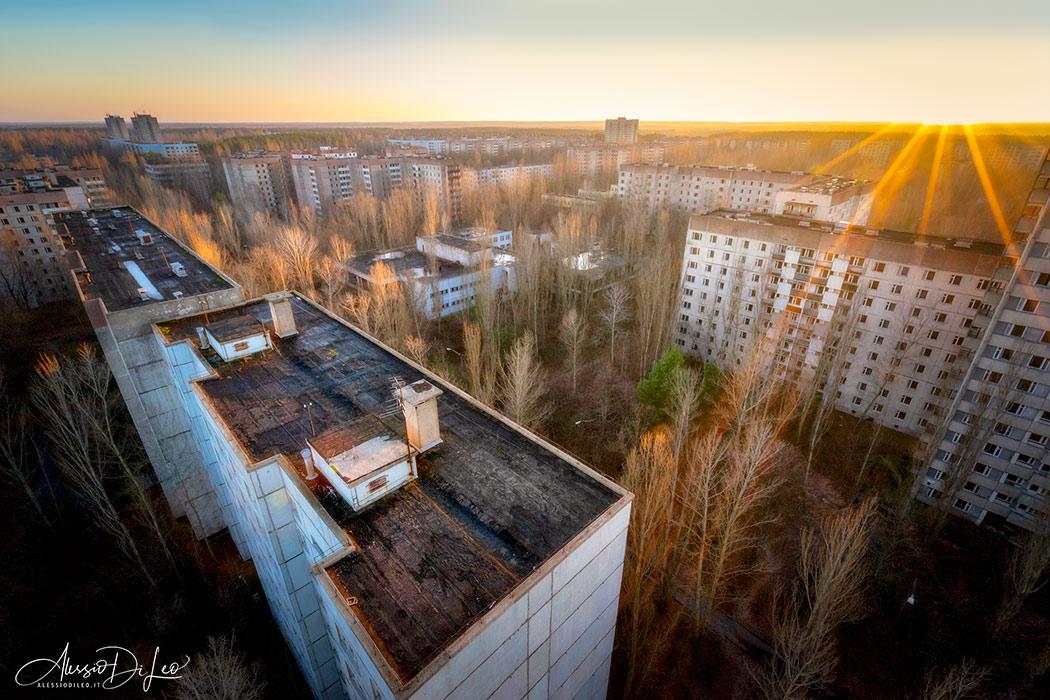 Visitare Pripyat