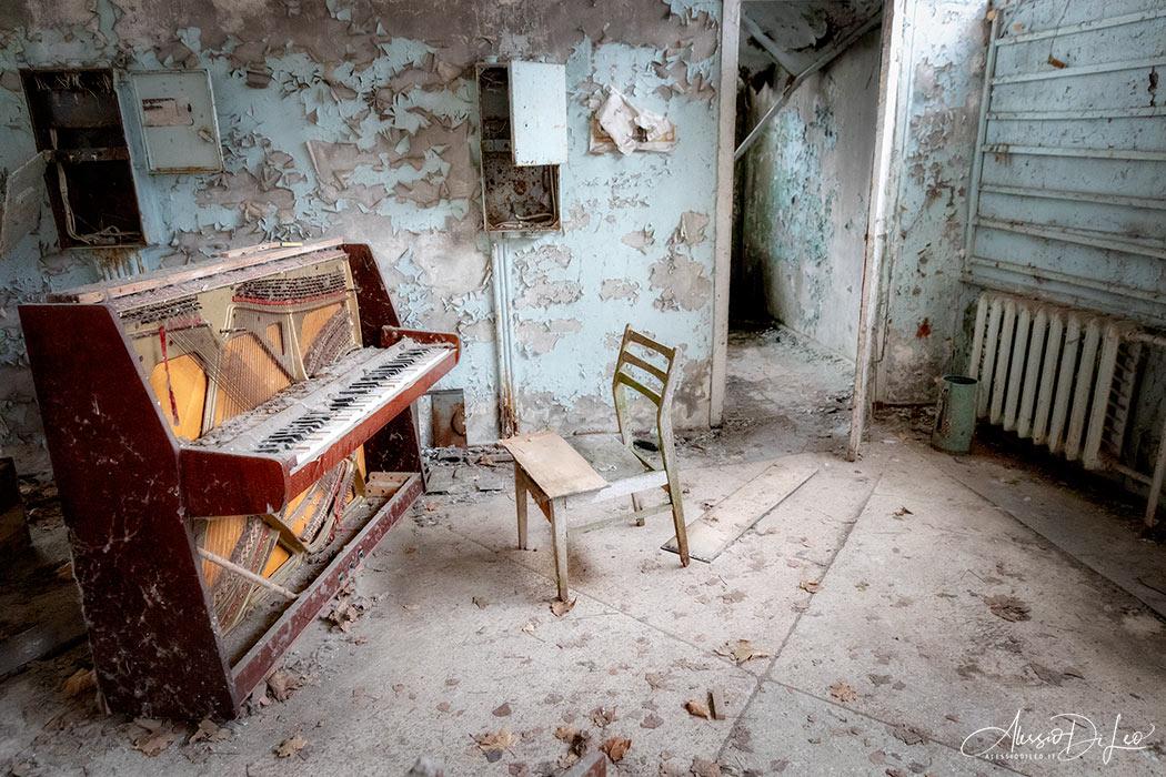 urbex Pripyat