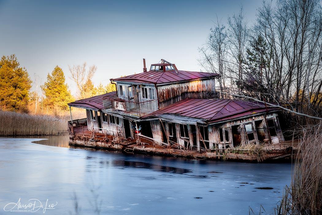 yachting club Pripyat