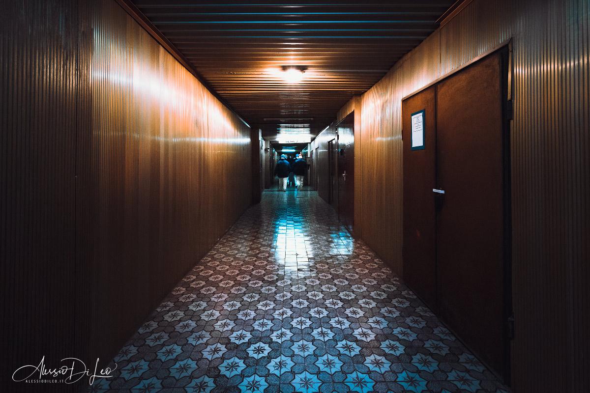 Chernobyl golden corridor