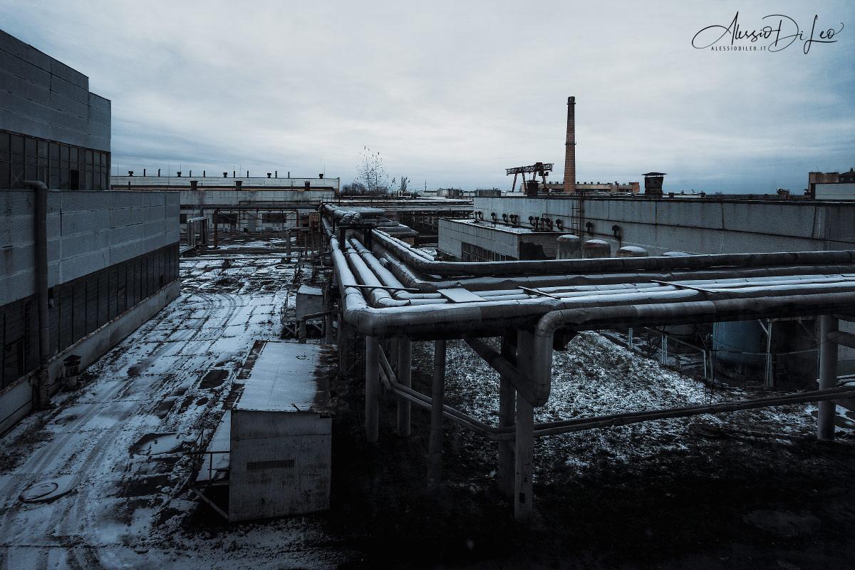 Disastro di Chernobyl conseguenze