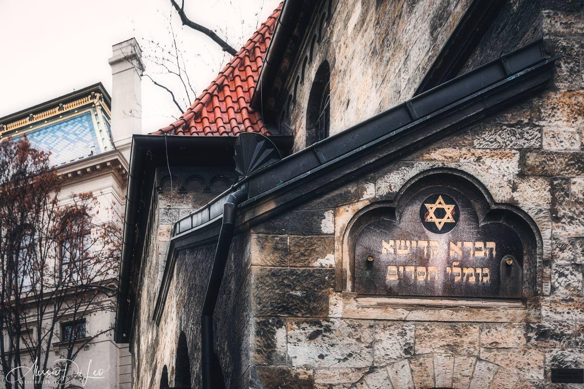 Ghetto ebraico praga