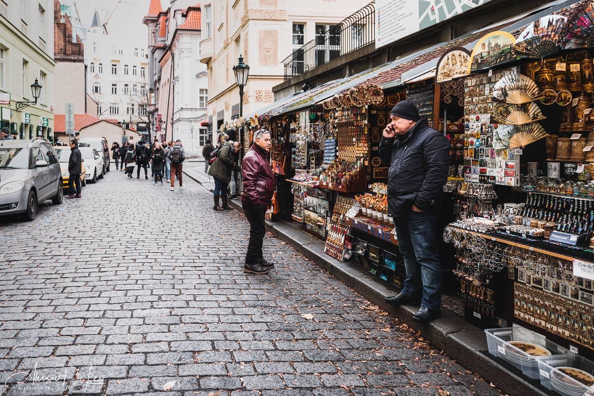 Praga quartiere ebraico