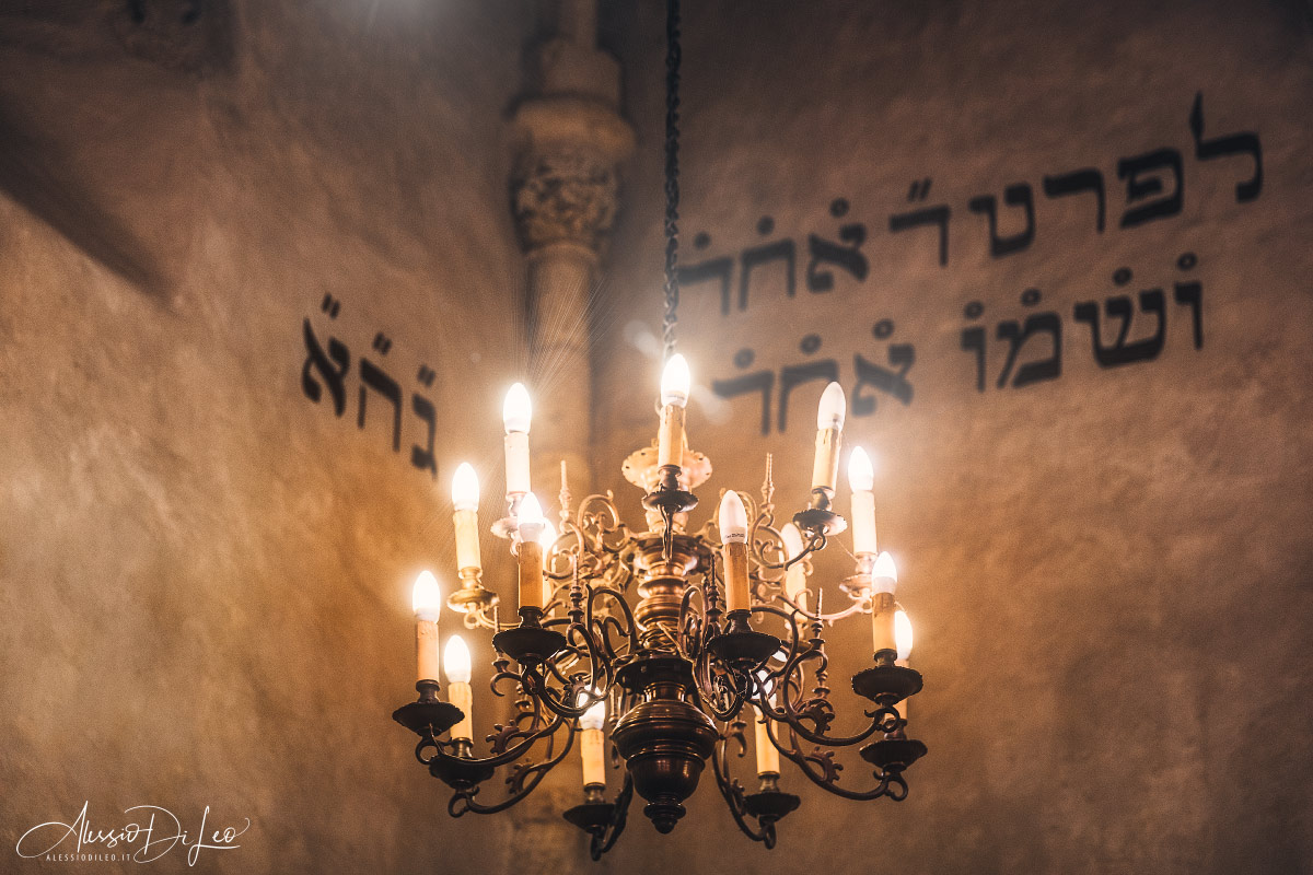 Praga Sinagoga Vecchia Nuova