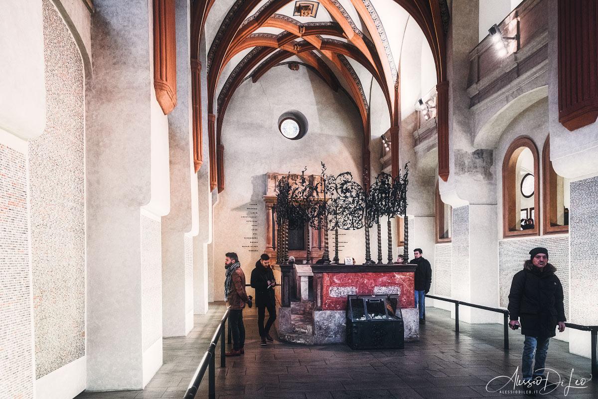 Sinagoga Pinkas praga