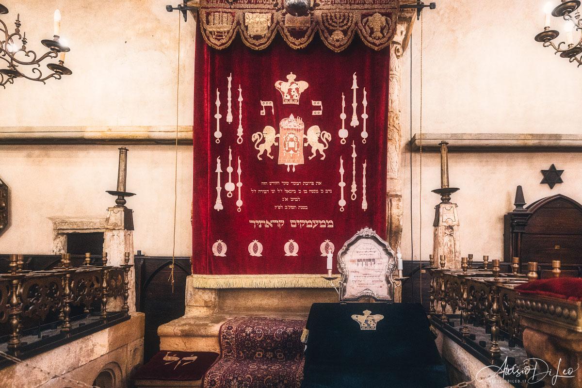 Sinagoga Vecchia Nuova Praga