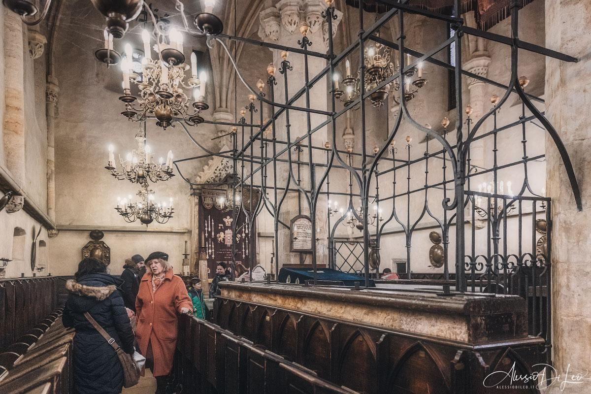 Sinagoga Vecchia Nuova