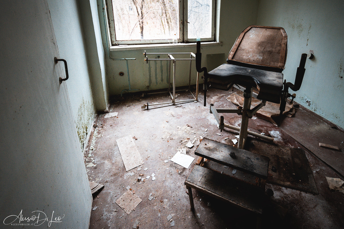 Pripyat Children Ward