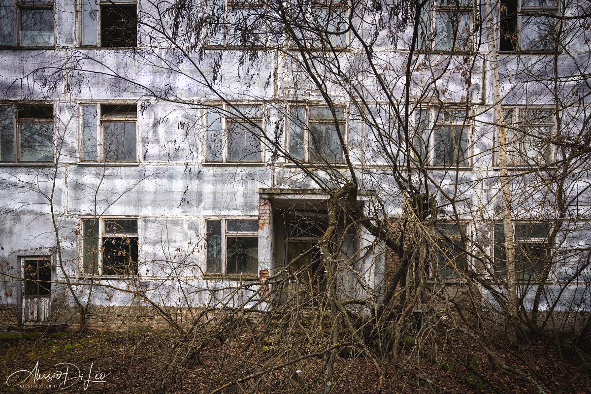 Pripyat hospital 126