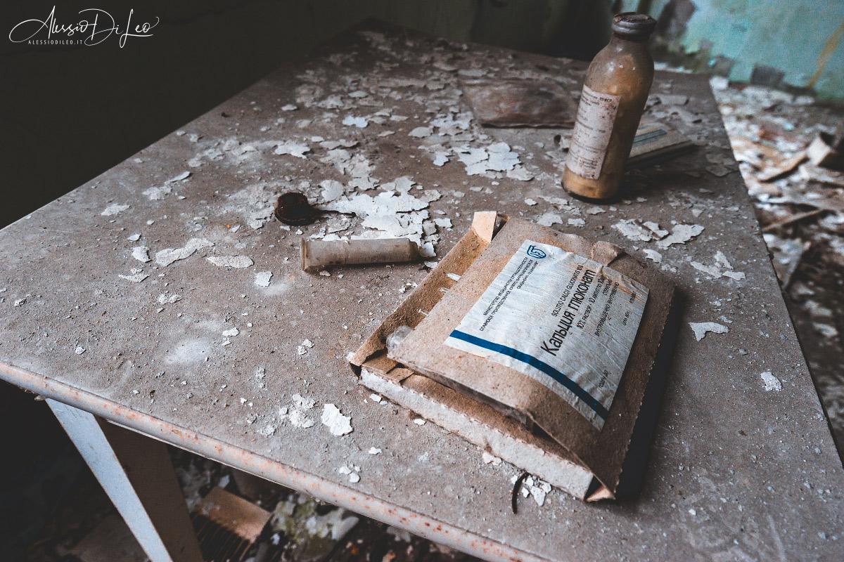 Pripyat ospedale