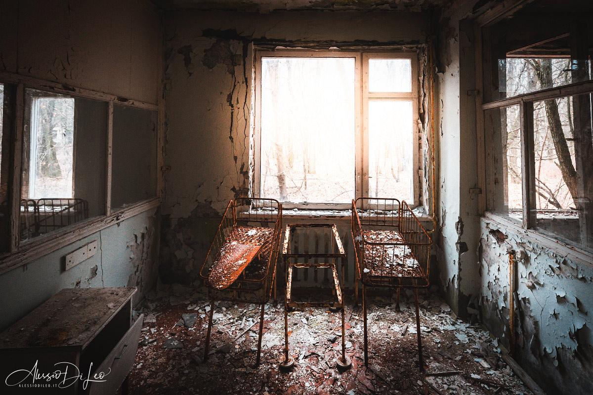 Pripyat visitare