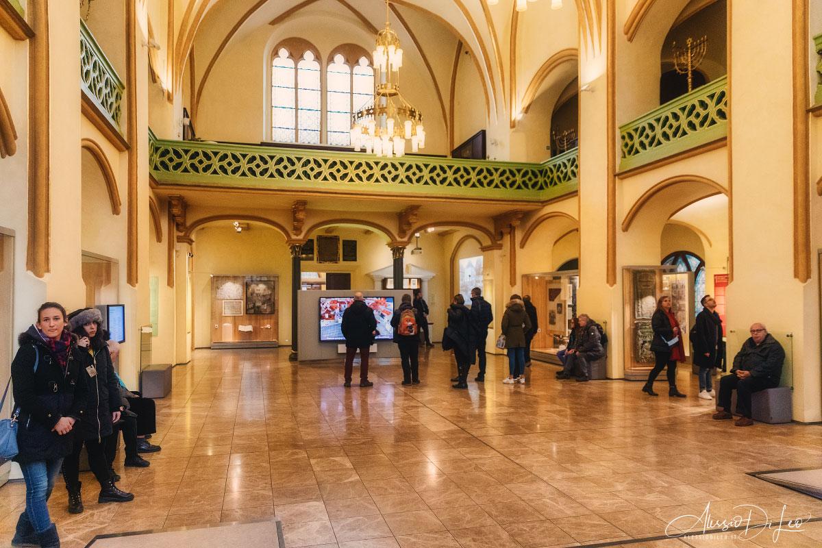 Sinagoga Maisel Praga